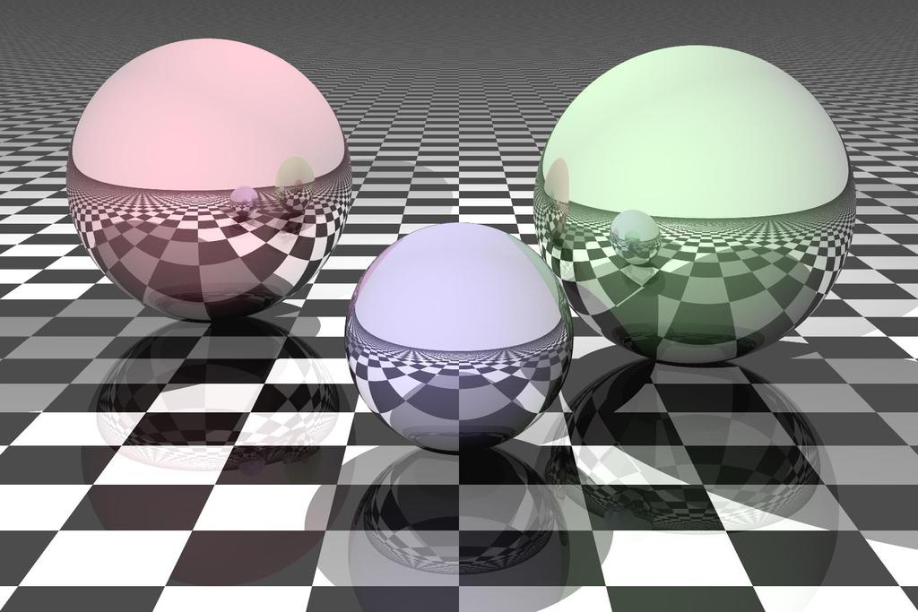 RAYTRACING EXAMPLE