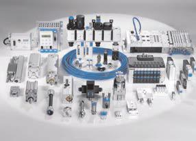 robotics designers with simulation tools, teaching programs, and on site services ualit Assurance SO and SO Certi cations Festo Corporation is committed to supply all Festo products and services that