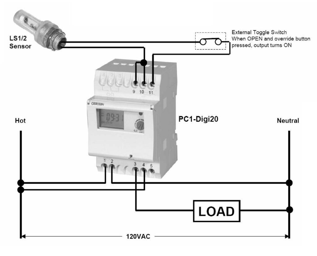 Time And Energy Controls Pdf Dual Intermatic Clock Wiring Diagram Application Hint Grasslin Pc Series