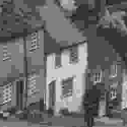 "Figure 4: ""Goldhill"" original, 8 bit/pixel Figure 5: ""Goldhill"" 1: 50, 0.16 bit/pixel, JPEG compressed used, because each image needs to be generated, stored, and updated in several resolutions."