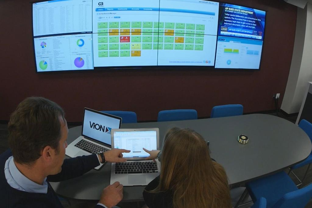 WHY ViON? ViON has had the most experience providing Flash in the federal government space of any company in the U.S.