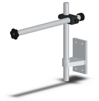Clamp Wall mount OP-006 660
