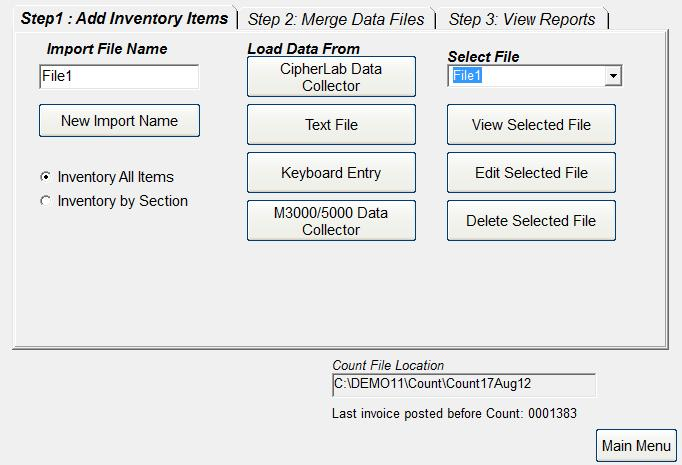page 12 of 18 inventory checker view edit delete files 1