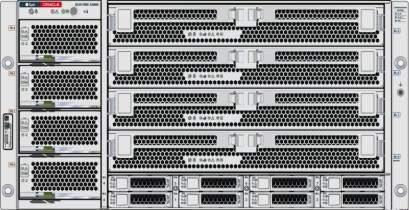 Sun Fire x86 Servers: 4- and 8-sockets Ideal rackmount servers for virtualization Sun Fire X4470 server Best in class mission critical virtualization Up to 4 Intel Xeon 7500 series and 512GB memory