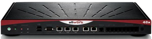 Allworx systems for almost every size business Each system offers flexibility, expandability and a robust feature set, making Allworx the perfect phone system for the modern age.