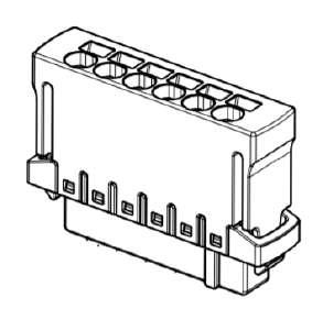electric vehicle display pdf Tach 177107 Wiring figure 3 push in connector removing the wire from the connector requires a removal tool