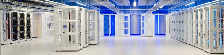 REASON 5. Reduce Lighting Requirements in Your Data Center More and more data centers are going to white cabinets rather than black ones.