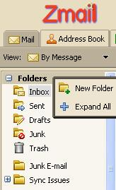 Creating Folders and Organizing Mail Creating additional folders is an easy way to organize categories of mail you want to keep separate from your Inbox.