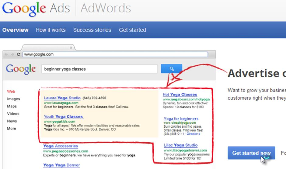 4 SEO Synergy Do This First Make sure you have an Adwords account. Having a Google account does not mean that you will have an Adwords account.