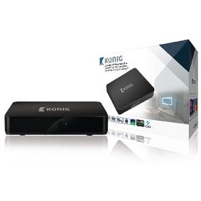 General information Connect this 4K Android streaming box to your TV and stream movies, update your Facebook, show pictures or plan a gaming night with friends all on your TV screen.