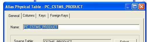 14) Create alias for all the synonyms.