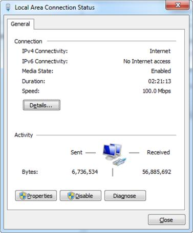 PC Configuration There are two methods to get IP address for the PC.