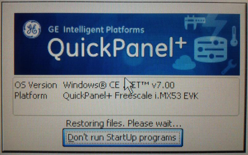 Click Don t run Startup programs to stop all startup programs from running.