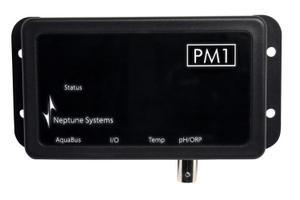 PM1 Probe Expansion Module The PM series of Probe Expansion Modules (PM1, PM2 & PM3) are the first accessory modules designed specifically for the Apex controllers.