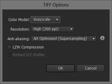 """ Specify the destination and file name. For ""Format,"" specify ""TIFF (*."