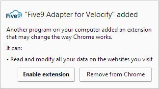 You are immediately ready to log into the adapter. Otherwise, follow these steps. 1 Open Google Chrome Settings and click Tools > Extensions.