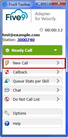 Processing Calls Dialing Calls Dialing Calls Before making or receiving calls, be sure to set your status appropriately.
