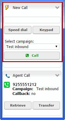 which shows how long the call has been parked. 3 When done with the second call, click Hang up.
