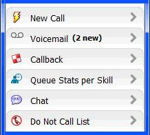 Processing Voicemail and Callbacks Processing Voicemail To delete the message, click Delete. 4 When done, click Processed. The message is replaced by the next skill voicemail message if any.