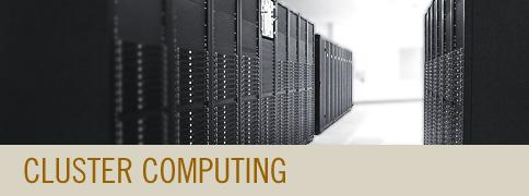 Cluster Computing Motivations Large-scale data processing on clusters Scan 000 TB on node