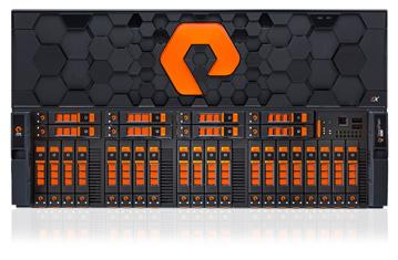 Shared Accelerated Storage for Every Workload SUMMARY Storage Array//X is the world s first enterprise-class, all-nvme flash storage array.