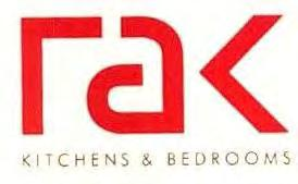 Trade Marks Journal No: 1835, 05/02/2018 Class 37 2482658 21/02/2013 THASLEEK V.A SHEEBA SHAMEER SEENA SAMAD MUJEEB C.M. trading as ;RAK KITCHENS & BEDROOMS CC-7/383, DARUSSALAM ROAD, MARAKKADAV, MATTANCHERRY P.