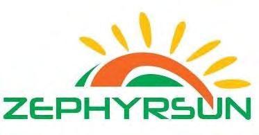 Trade Marks Journal No: 1835, 05/02/2018 Class 37 3710314 23/12/2017 ZEPHYRSUN ELECTRO MECH PRIVATE LIMITED 798, SATYANARAYAN MARG, GANDHI COLONY, JAISALMER-345001 RAJASTHAN Pvt. Ltd.