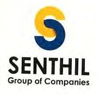 Trade Marks Journal No: 1835, 05/02/2018 Class 40 2489558 05/03/2013 SENTHIL INFRA DEVELOPERS PVT.LTD trading as ;SENTHIL INFRA DEVELOPERS PVT.