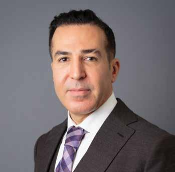 The strategic vision of EMEA s largest independent towerco Q&A with Issam (Sam) Darwish, Executive Vice Chairman and Group CEO of IHS Towers Sam Darwish, Executive Vice Chairman and Group CEO, IHS