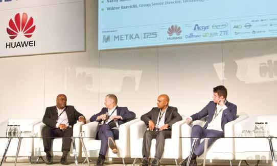 Investment priorities and infrastructure sharing strategies at MTN, Orange and Etisalat Three of MEA s leading MNOs share insights MNO Keynote panel Read this article to learn: < To what extent