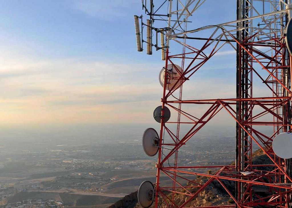 One of Africa s leading independent telecom tower companies.