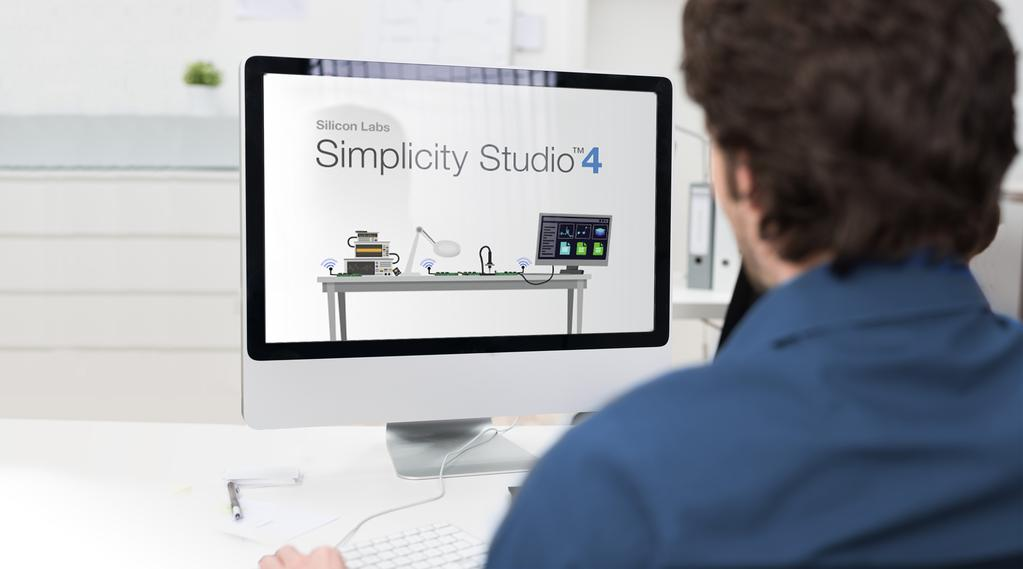 Simplicity Studio One-click access to MCU and wireless tools, documentation, software, source code libraries & more. Available for Windows, Mac and Linux! IoT Portfolio www.silabs.com/iot SW/HW www.