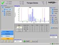 TORQUE PRESS WELD FUNCTIONAL Weld Monitoring Integrated analysis for resistance