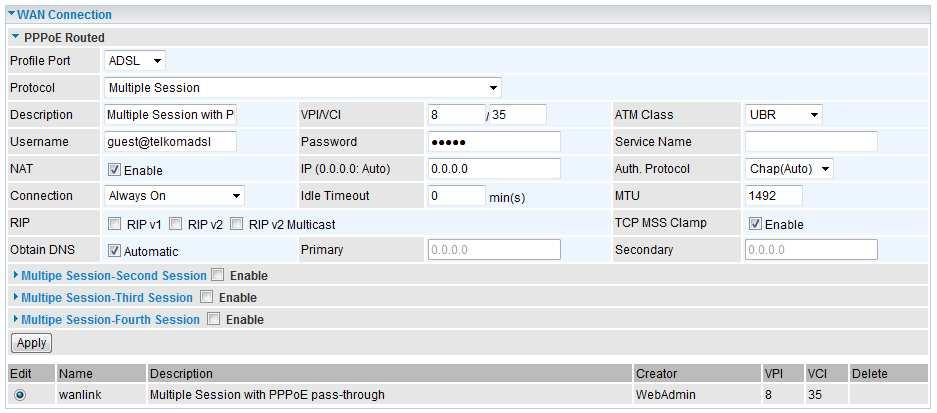 VPN-Lite Setup using yur web brwser This sectin will guide yu thrugh the relative steps t setup yu VPN-Lite service using the ruters graphical user interface brwser.