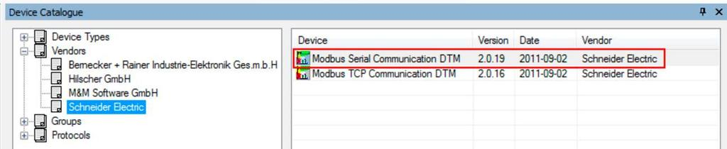 3 Creating a project After the ACPi Parameter Tool has been configured, a new project can be created.