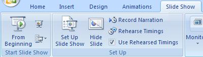 Insert a New Slide Click on the Home tab Select New Slide Select and click on an Office Theme to add the slide