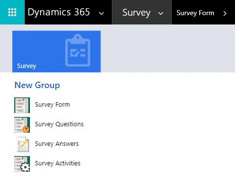 Custmer Satisfactin Survey Functinality Cnsidering that all the recmmended Custmer Satisfactin Survey cnfiguratin settings are being dne, let us check Custmer Satisfactin Survey