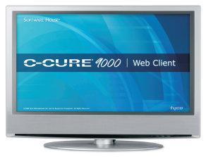 C CURE 9000 Web Client Software House C Cure 9000 Software Enhancements Features: Provides remote access to C CURE 9000 from virtually any computer with an Internet browser Manage personnel, display