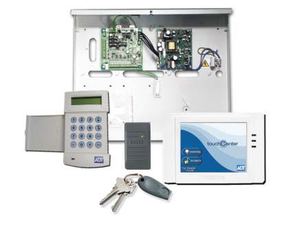 Non PC based Networked Access Control Galaxy Dimension Galaxy Dimension For many sites, the administration burdon of standalone solutions is not acceptable, but there is no specific need for a PC