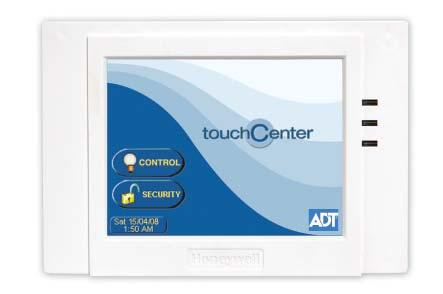 Non PC based Networked Access Control Galaxy Dimension Galaxy Dimension TouchCenter Colour graphical touch screen for Galaxy Dimension.