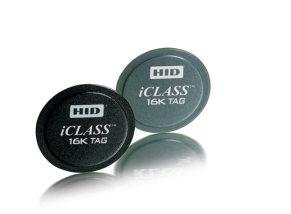 iclass Tag Access Control Cards and Readers HID 13.56MHz iclass Features: 13.56 MHz read/write contactless smart card technology provides high-speed, reliable communications with high data integrity.