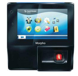 Morpho SIGMA Fingerprint Terminals Access Control Cards and Readers Morpho Sigma Biometrics Features: New generation Morpho algorithms (MINEX and FIPS 201 approved) FBI PIV IQS certified optical