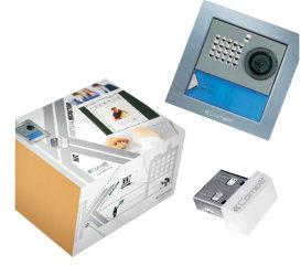 Comelit VIP Audio Video Entry Solutions Comelit Virtual Monitor Kit The kit can be used immediately, because all elements are pre-programmed.