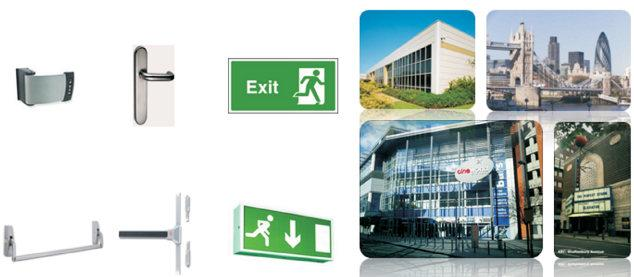 Escape - which standard applies? EN179 for Emergency Escape Doors or EN1125 for Panic Escape Doors?