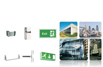Access Control Door Accessories Door Accessories Introduction Lock Status Monitoring In addition to but not in place of, lock status monitoring can be offered for most locking solutions.