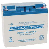 Europe Ltd. PS-1270-12 Volt 7.0 ampere hour recharge-able sealed lead acid battery - VDS approved (supplied in box of 5) 12 Volt dc 4.