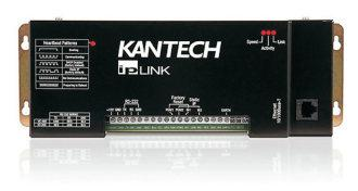 Kantech IP Control Module KT-IP (IP controller module) completes the Kantech line of products providing affordable Internet connectivity for the KT-1, 200 & 300 ranges of controllers.