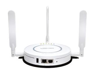 11-based wireless network. The solution is based on SonicPoint-N Series (SonicPoint-Ni, SonicPoint- Ne and SonicPoint-N Dual-Radio) wireless access points, which support the IEEE 802.
