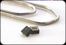 ACCELEROMETER LIS2DH Ultra Low-Power, High Performance Femto Accelerometer ST s LIS2DH provides extremely accurate, high-resolution output across the full scale range and boasts excellent stability