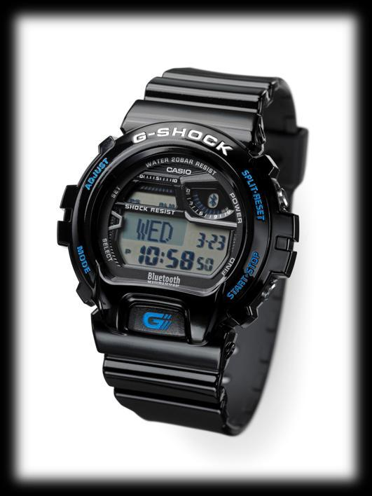 Products on the market (7/7) Casio G-SHOCK Watch Automatic